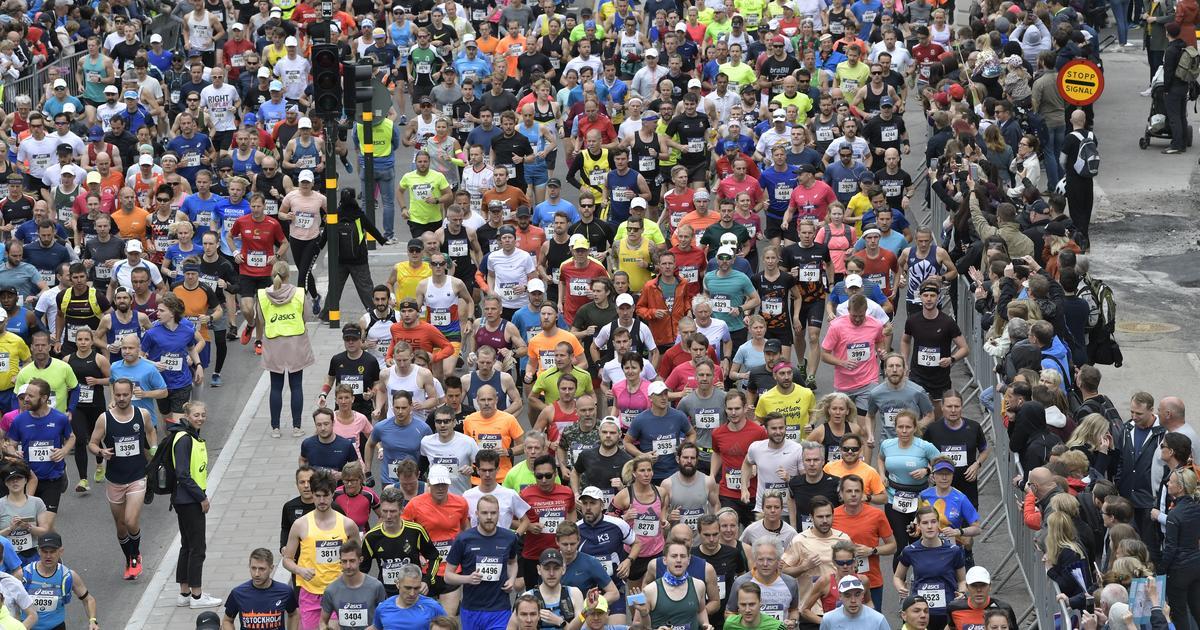 """""""Varvets"""" löpare kan välja Stockholm Marathon"""