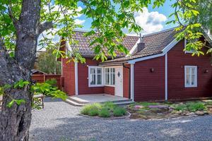Bergshauptmansgatan 46. Foto: Länsförsäkringar Fastighetsförmedling