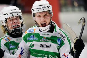 Simon Jansson stannar i VSK. Bild: TT