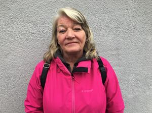 Yvonne Strandberg.