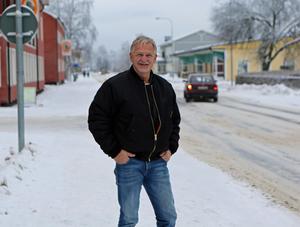 Mikael Hedberg.