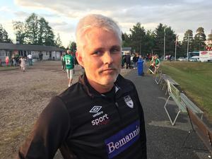 Jimmy Björtoft, tränare Hofors AIF