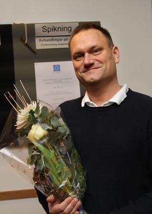 Lars Löfqvist kan efter forskningen i Söderhamn titulera sig teknisk doktor.