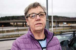 Mainy Högström, 60+, pensionär, Sundsvall