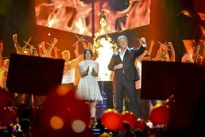 Flöjtbränningen i Melodifestivalens första delfinal provocerar Svenska Orkesterförbundet.