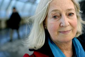 Inga-Britt Ahlenius.