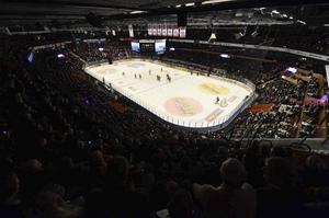 Match med Modo Hockey.