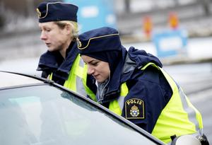 Gabriella Westermark och Donna Eljammal.