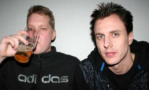 Konrad. Jonas och Henrik