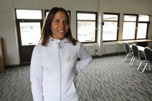 Charlotte Kalla är redo inför en ny säsong. Förhoppningen är att det blir en individuell medalj i VM i Falun.