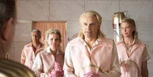 """Sissela Kyle och Björn Gustafsson spelar Kenny Starfighters mamma Jenny och brorsan Lenny i """"Kenny begins"""" som har premiär 25 mars."""