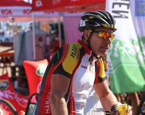 Med en 72:a plats blev Malte Jönsson bäste länsbo i Cykelvasan.