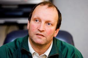 Mikael Ring, enhetschef på ambulansen i Örnsköldsvik.