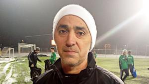 Ramin Kiani, tränare VSK Fotboll.
