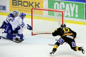 Leksand fick med en poäng hem till Dalarna efter att matchen mot Skellefteå gått till förlängning.