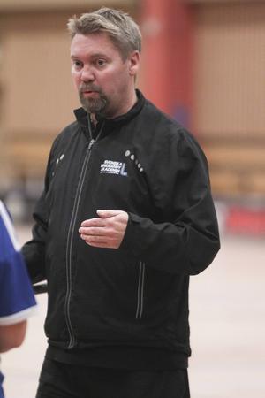 Johnny Olofsson skötte kontakten med Gävle GIK.