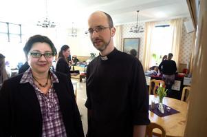 Initiativet till en dag för cancerforskningen kom från Ulrika Fredriksson. Hon kände att hon måste göra något sedan en nära väninna gått bort i sjukdomen. Kyrkoherden Benjamin Bergqvist i Viby var inte sen att haka på tanken och det resulterade i en temavecka om kropp, själ och ande.