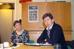 Berit Janssons och Centerledningens agerande kring skolpolitik och sänkt skatt har fått Robert Johansson att lämna partiet.