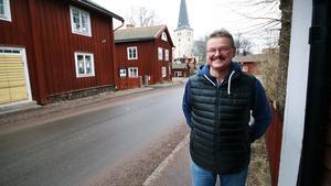 Christer Wallin (S), vice ordförande i NVK. Foto: Arkiv.