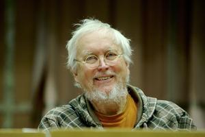Lars Broman gläds över hundratalet ledamöter och två nobelpristagare som är knutna till Strömstads akademi som han var med och grundade för åtta år sedan.