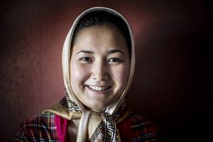 Marzieh Amiri, 26, hoppas komma in på universitetet i höst. Sedan kommer jag tillbaka till Strömsund, säger hon.
