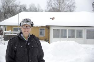 Olle Frisk har lämnat in ett medborgarförslag om bostäder i Stråtjära.