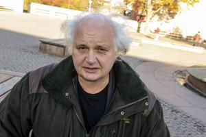 Göran Greider – skribent med rätt att ha åsikter sig om lönerna.
