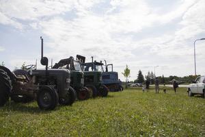 Traktorfrossan fortsätter att vara populär år efter år.