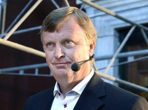 Björn Anderson misstänks för grovt brott gällande trolöshet mot huvudman.