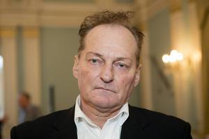 Lars Lundgren (SD) ligger tillsammans med sina partikamrater bakom motionen om våldsbejakande extremism.