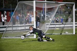 Emil Johansson höll nollan.