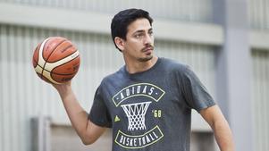Viktor Bengtsson, Telge Baskets nye coach.