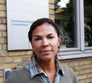 En rak och tydlig chef, som såg bristerna och ville göra något åt dem. Så beskriver anställda Nnenna Larsson, chef för Elevhälsan sedan april.