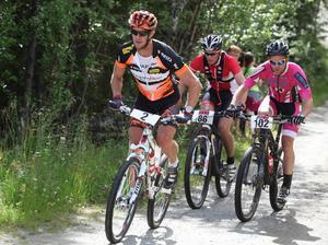 Anders Södergren var förstås publikfavorit och drog ner de största hejaropen. Anders tog en fin andraplats bakom omöjlige Fredrik Eriksson.
