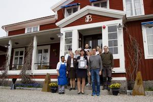 Det är tack vare hela personalstyrkan som de fått utmärkelsen, menar Inger Ångström.