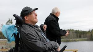 Magnus Olsson ges chansen att fiska i Norberg