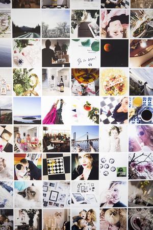 På Maries Instagram finns bilder på familj, vänner, inredning och härliga stunder.