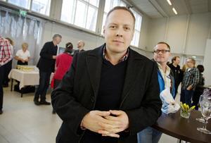 Pär Hjärpsgård är filmkommissionär.