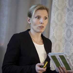 Laura Hartman Tillitsdelegationen