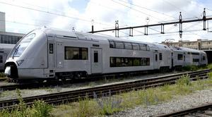 Omtvistade. Ska Mälardalslänen  köpa egna tåg eller låta SJ sköta trafiken? Foto: VLT:s arkiv