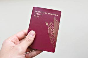 Förutom krångel på semesterresan kan förlorade pass också bidra till kriminalitet. Svenska pass är mycket eftertraktade och kan säljas för tiotusentals kronor på den svarta marknaden, enligt försäkringsbolaget If. Foto: Johan Wikén