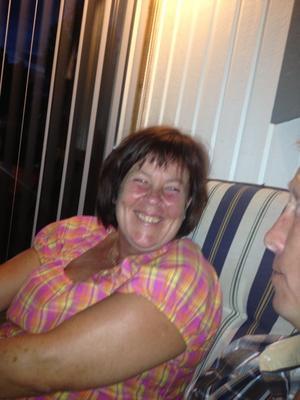 Maud Lundqvist gick från 90 kilo till 60 kilo på ett och ett halvt år.