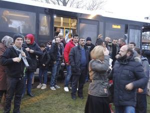 Närmare 8000 asylsökande finns nu i Västernorrland
