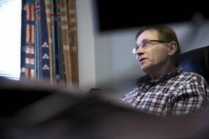 Hansa Näsman, fritidschef i Bollnäs kommun.