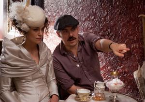 """För den nya versionen av """"Anna Karenina"""" återförenades Keira Knightley och regissören Joe Wright."""