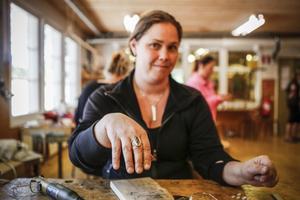 Malin Alenholt från Uppsala har deltagit i nio år och hon säger att denna vecka är en