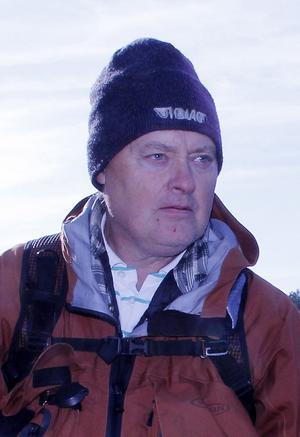"""Kent Mååg har fiskat i Älvkarleby i 20 år men åker dit allt mer sällan på grund av det sämre fisket. """"Förr var jag här 12-15 gånger per år. Nu är jag här ett par gånger på våren och ett par gånger på hösten"""", säger han."""