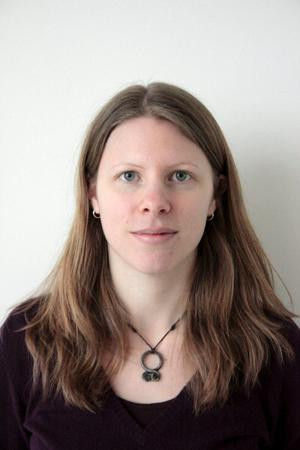 Pernilla Calmerfalk.
