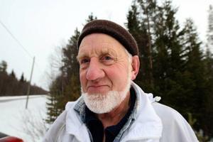 Fågeljakten är något speciellt för Börje Nilsson från Linsell