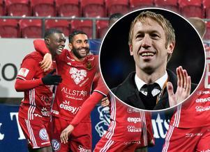 Ken Sema, Saman Ghoddos och Graham Potter är alla finalister på Allsvenskans Stora Pris.